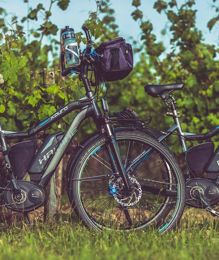 Hire an E-Bike at Relais Sant'Uffizio